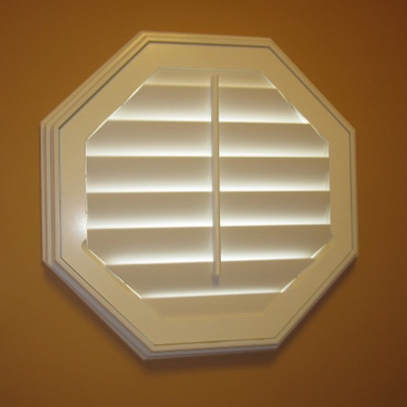Octagon Shutter In Tampa