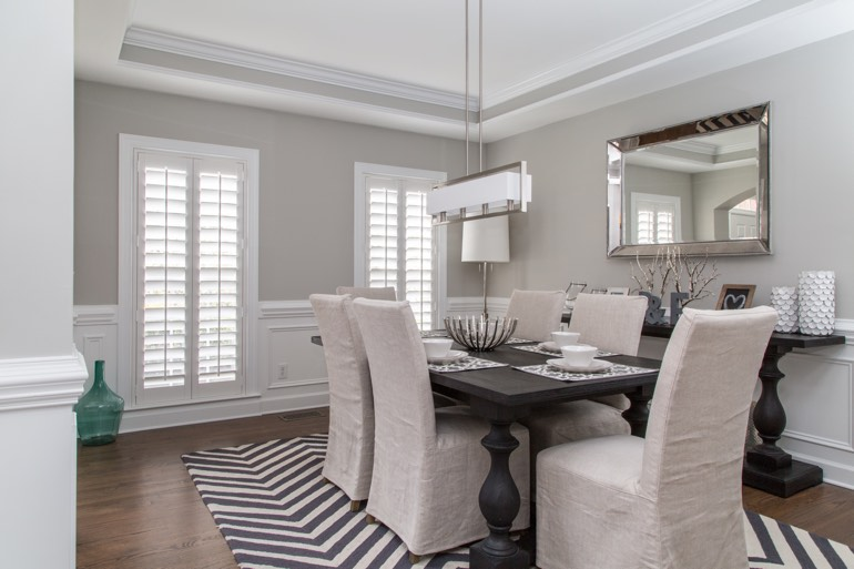 Tampa dining room design