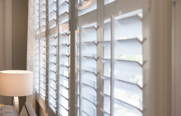 Tampa faux wood shutters