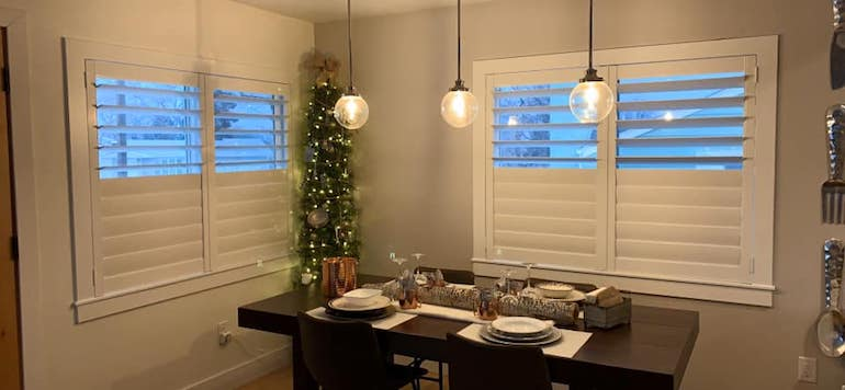 Ensuring that your lighting fixture fits your space should be on your holiday list.