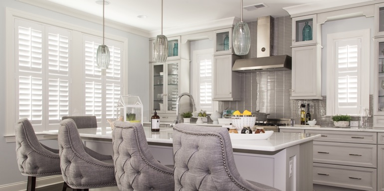 Tampa kitchen shutters