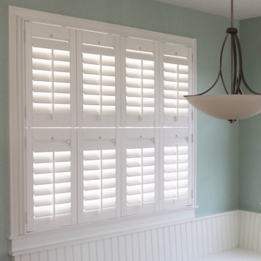 Tampa Studio Plantation Shutters