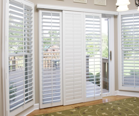 FL Sliding Door Shutters