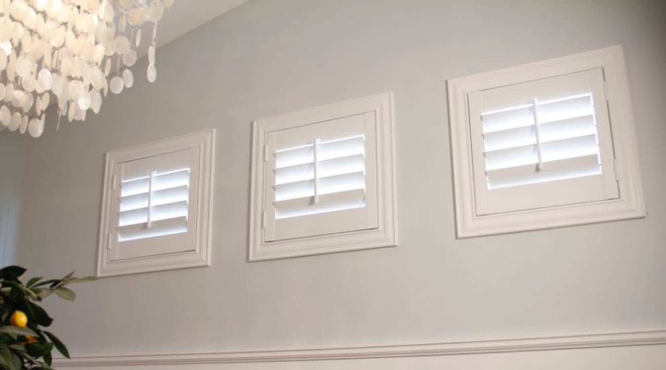 Tampa casement window shutters