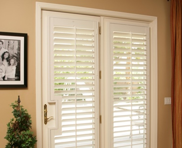 Tampa french door shutters