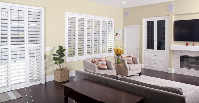 Polywood Plantation Shutters For Tampa, FL Homes