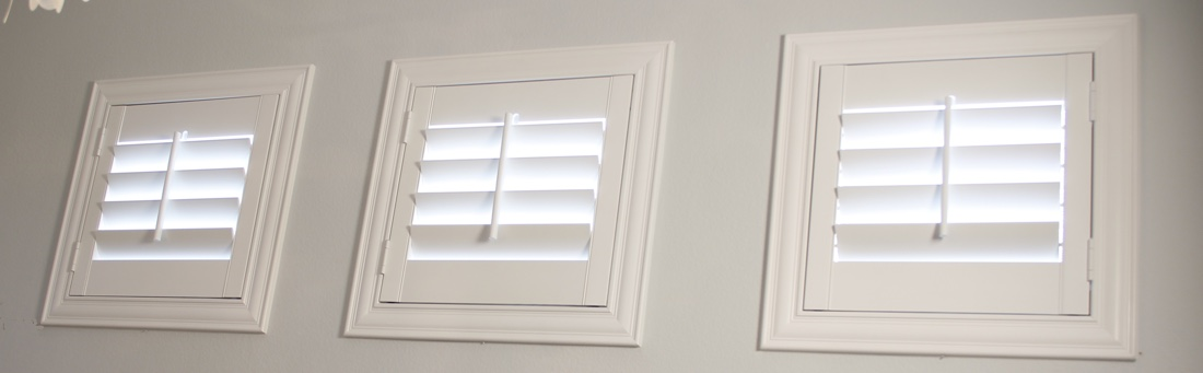Tampa casement window shutter.